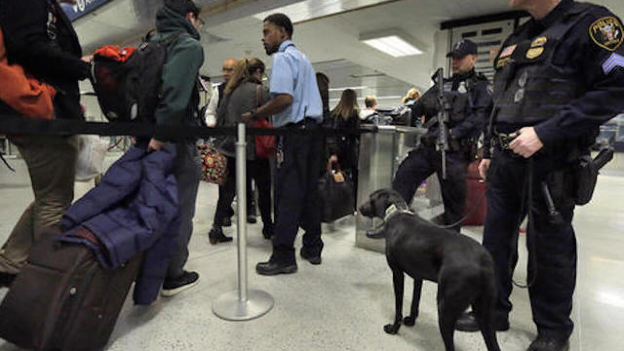Dogs may be best bet to stop subway attacks