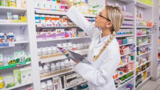 Generic Pharmacy Photo