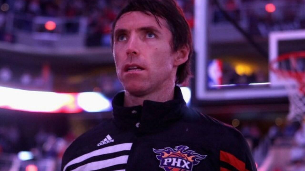 'I'm angry': Former Suns star Steve Nash calls for stricter gun control