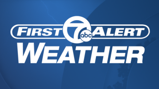 1st weather alert - new weather graphic