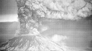 40 years ago today, Mt. St. Helens erupted in Washington