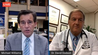 Michael Williams spoke with Infectious Disease Specialist Dr. David Dodson and took your questions about coronavirus, traveling and gathering for the holidays this year.