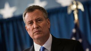 New York Mayor Bill de Blasio drops out of 2020 presidential race