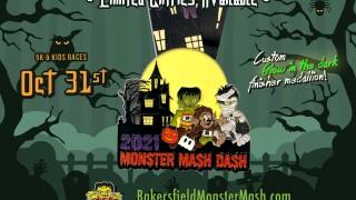 Bakersfield Monster Mash Dash