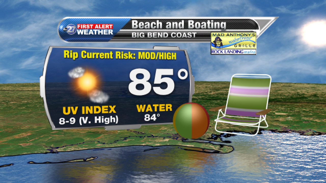 Beach and Boating forecast B (09/07/2017)