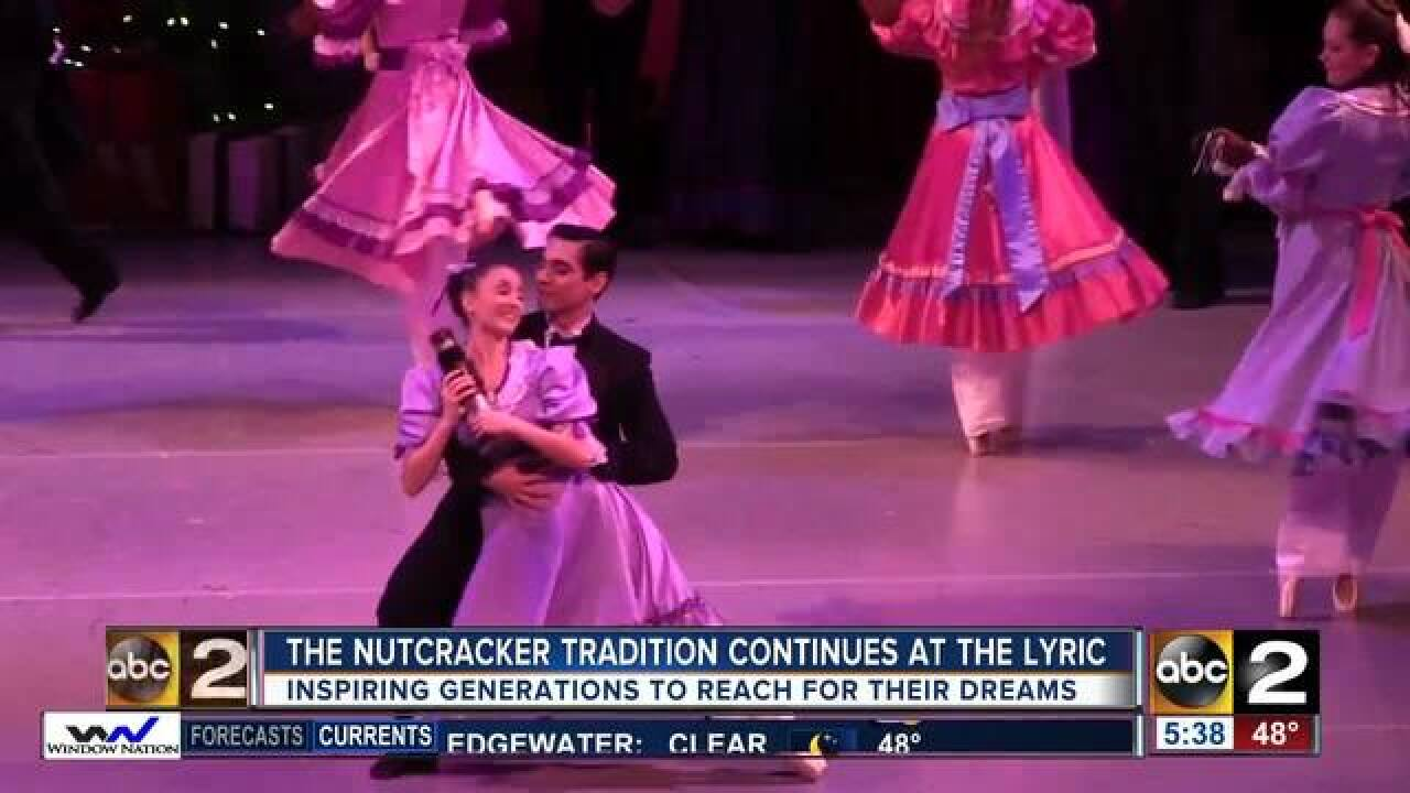 The Lyric's Nutcracker continues tradition