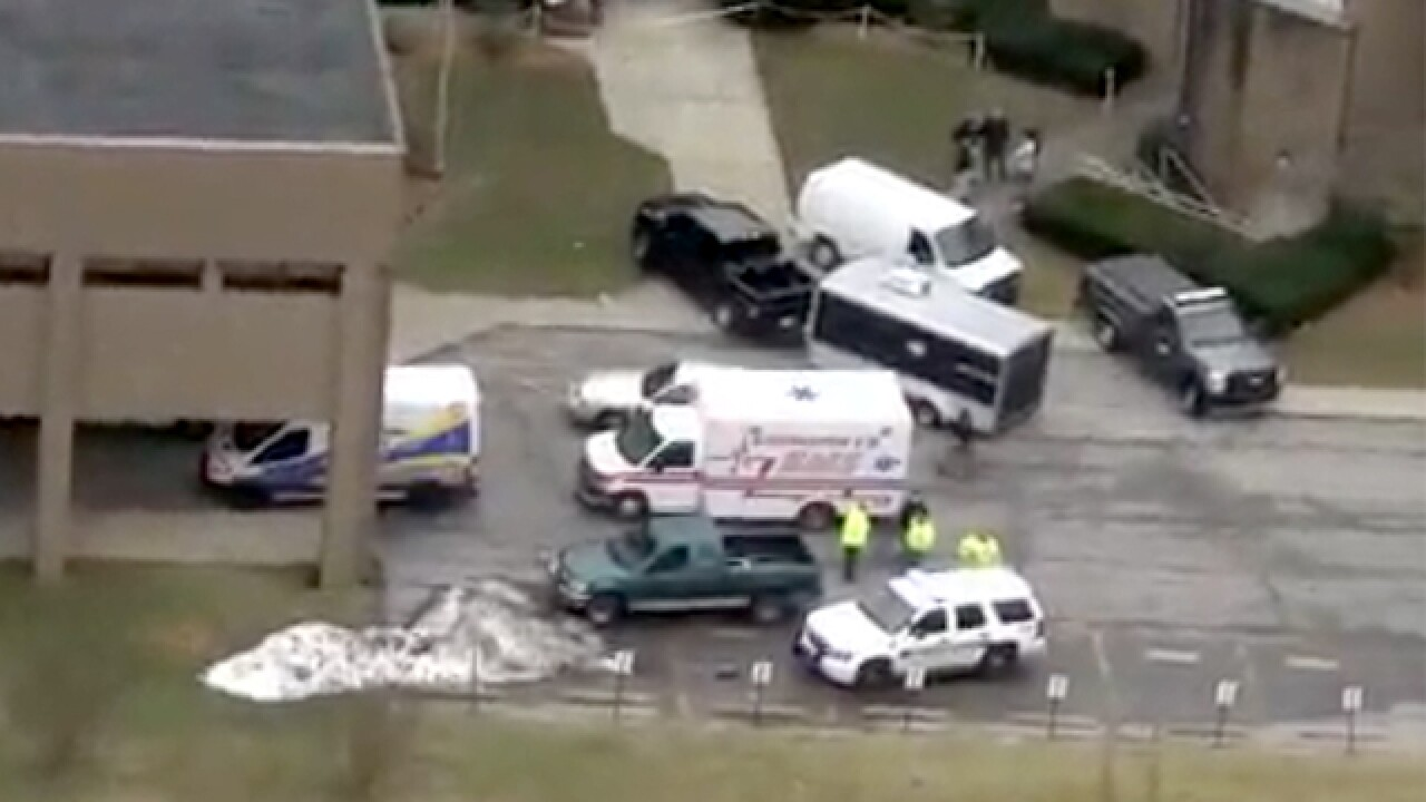 'People just ran': Students fled for lives in fatal Kentucky school shooting