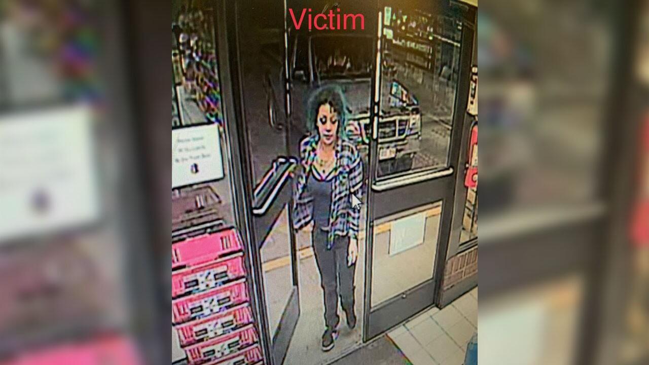 7-11 Carjacking and Kidnapping Victim