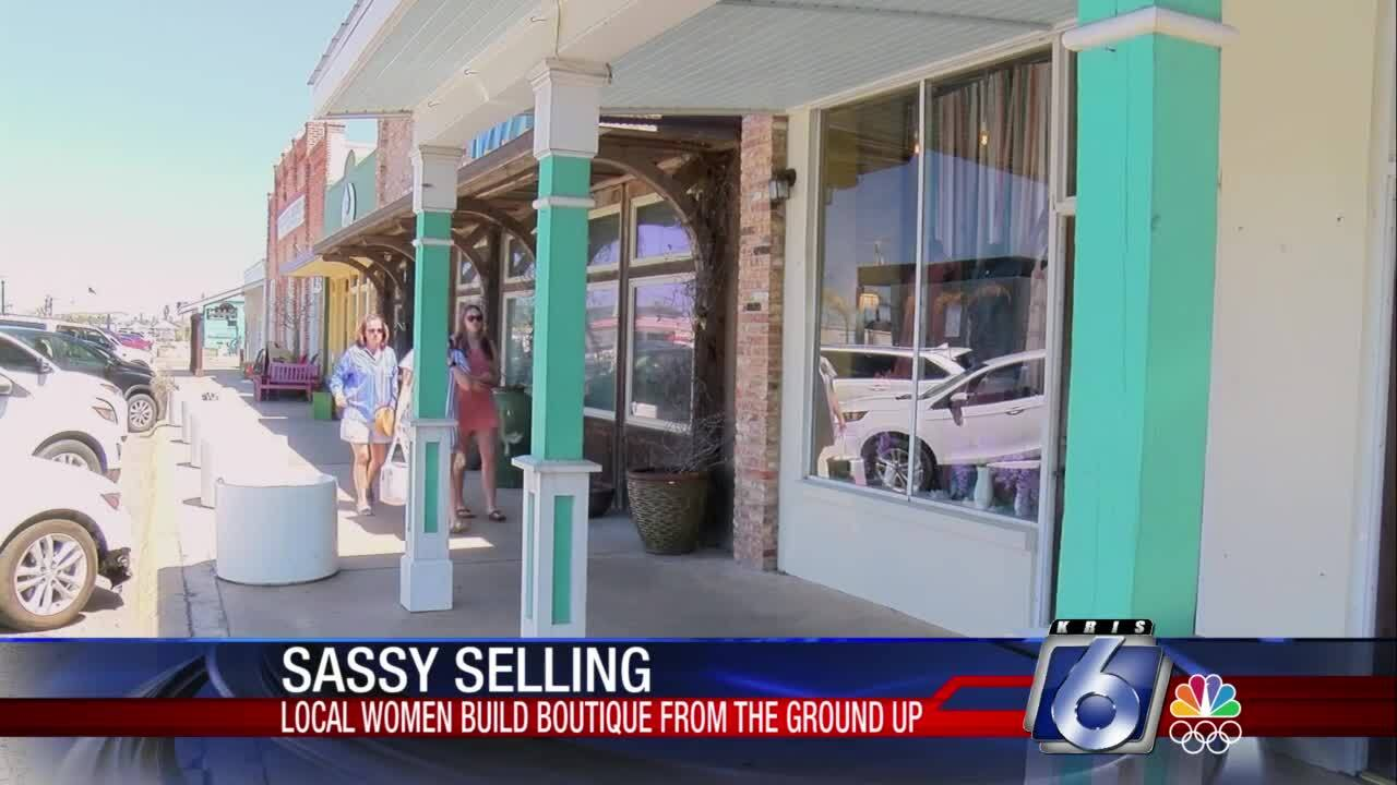 Sassy Selling provides a chic boutique to Rockport