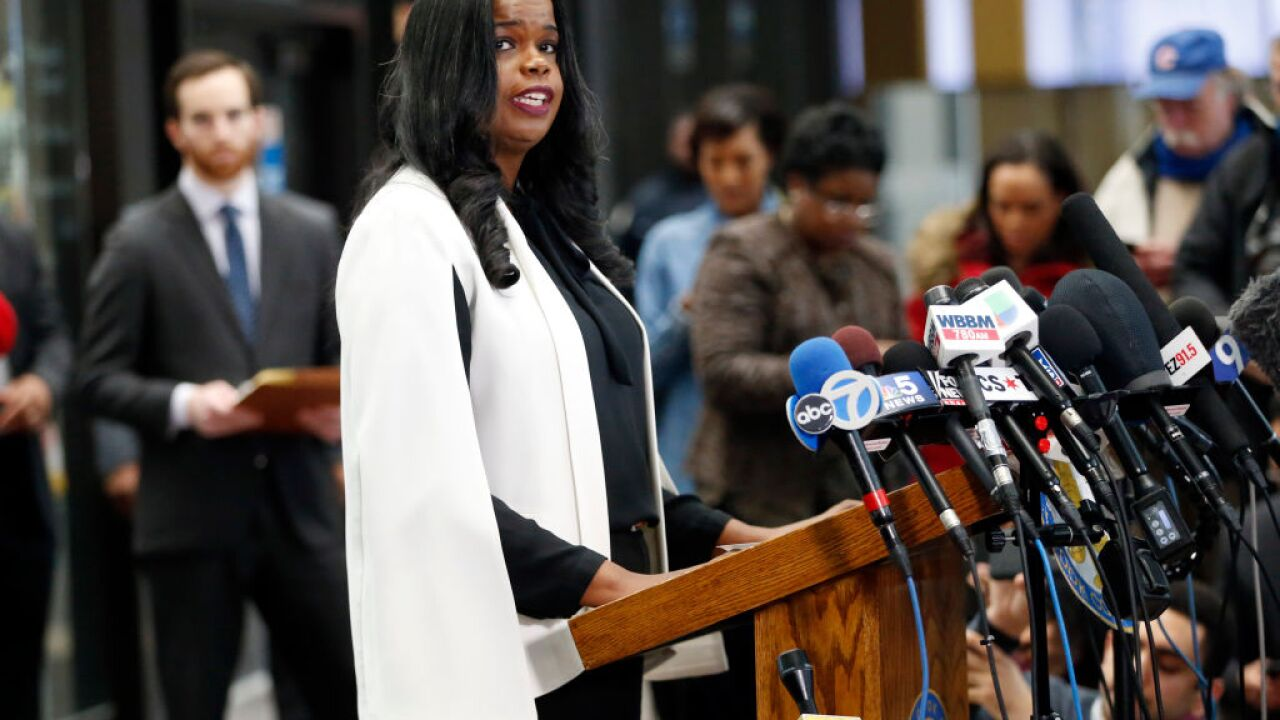Kim Foxx, Chicago prosecutor involved in Jussie Smollett case, receives threats