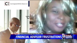 Family says financial advisor disappeared with thousands of dollars