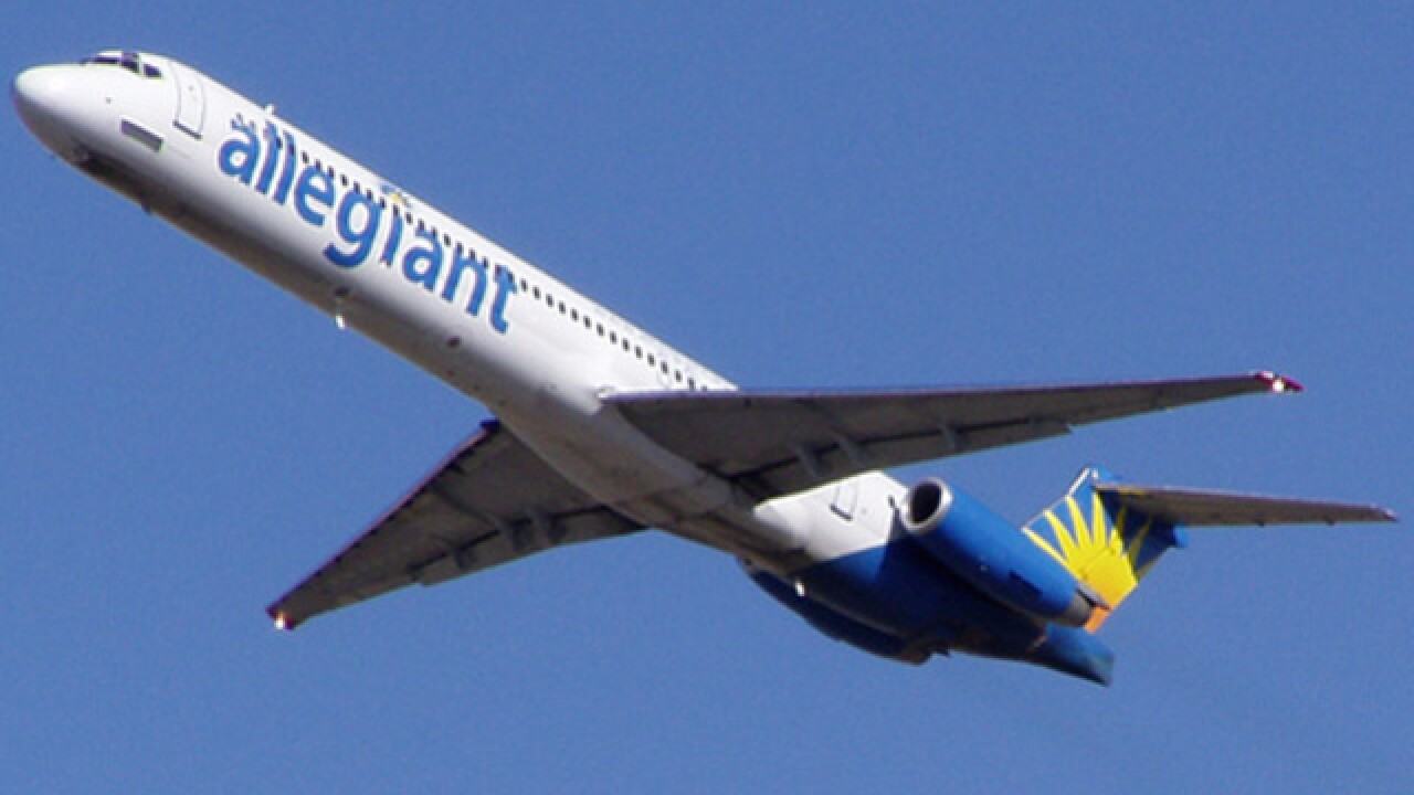 Las Vegas-based Allegiant Air to leave Colorado Springs airport