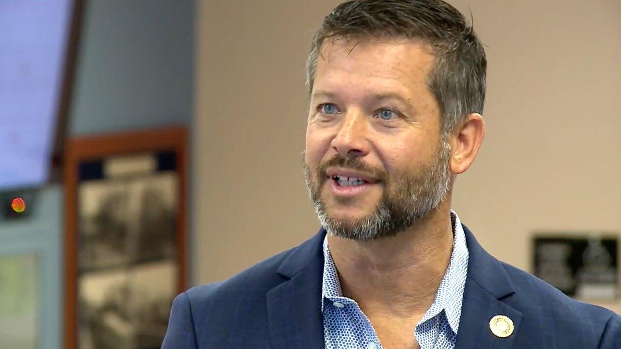 John Maehl, Martin County's ecosystem restoration manager