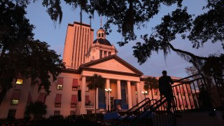 Florida Capitol New Governor
