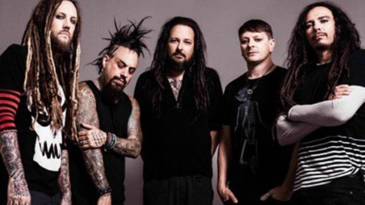 12-year-old son of Metallica bassist to join Korn on South