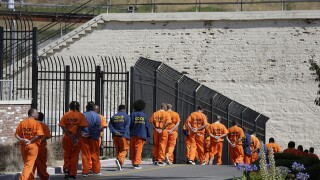 Virus Outbreak-California Prisons