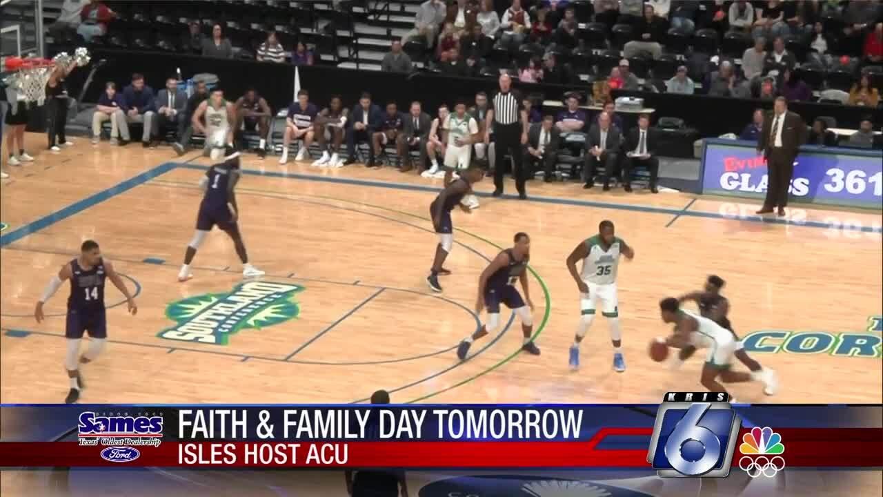 Texas A&M-Corpus Christi hosts basketball doubleheader at ABC