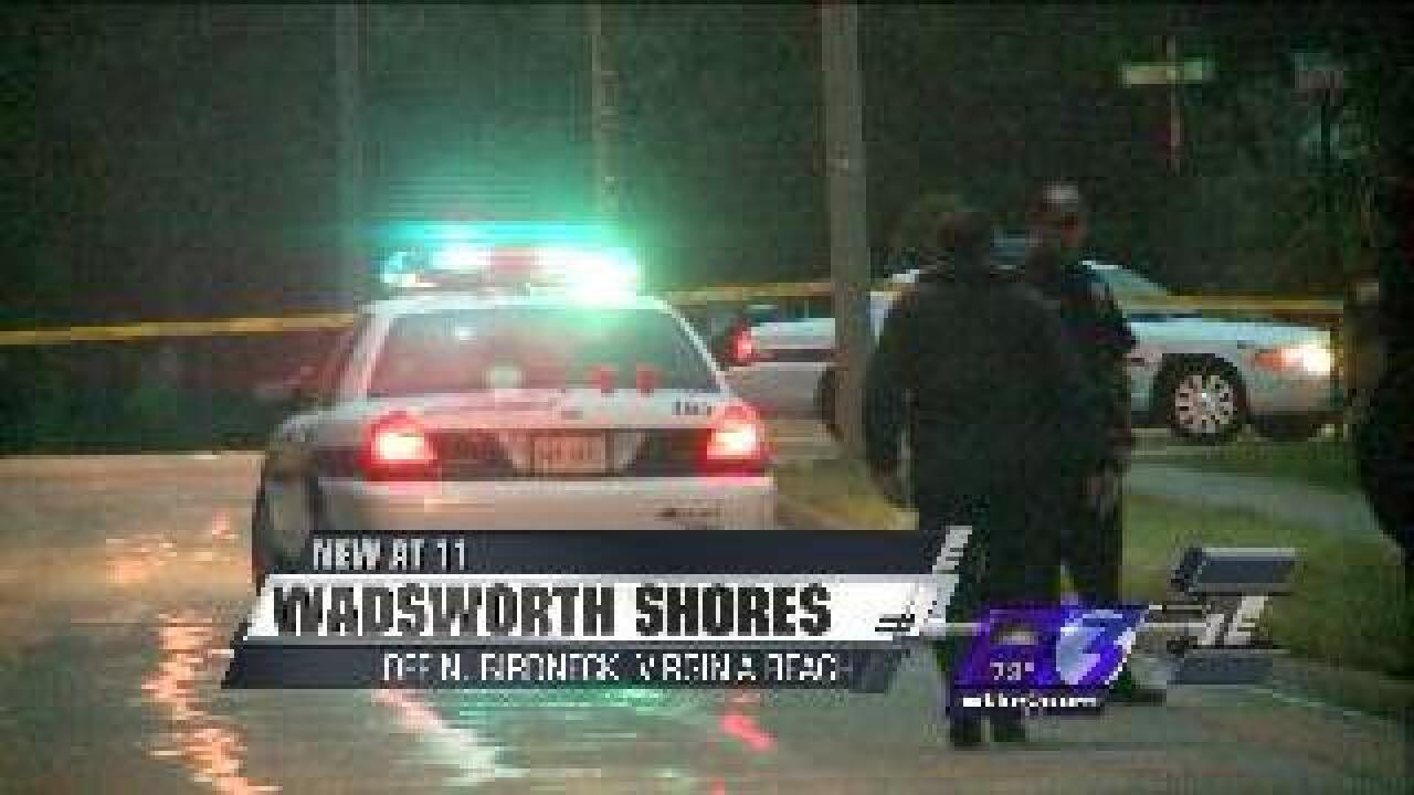 Arrest made in Wadsworth Shores shooting