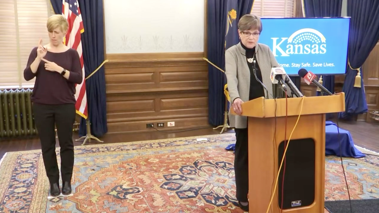 laura kelly 5/26 press conference