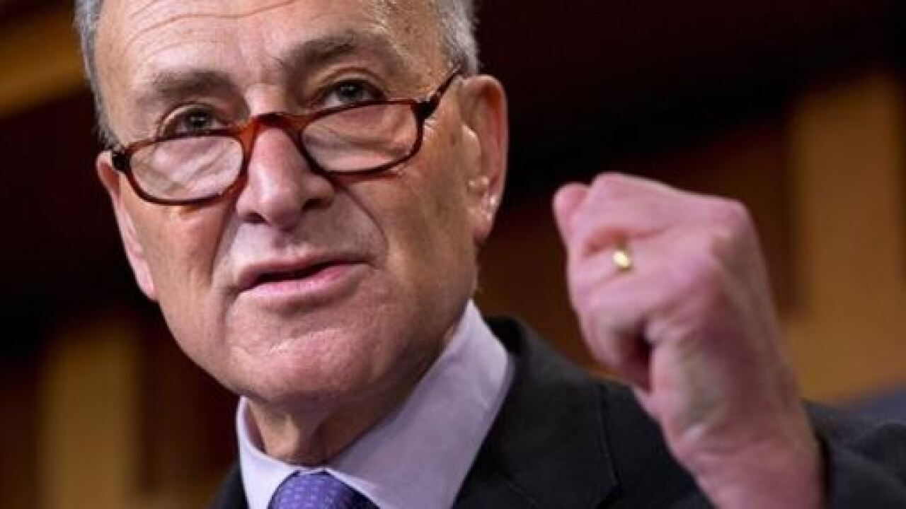 Schumer says his comments directed at SCOTUS judges Kavanaugh, Gorsuch were 'inappropriate'