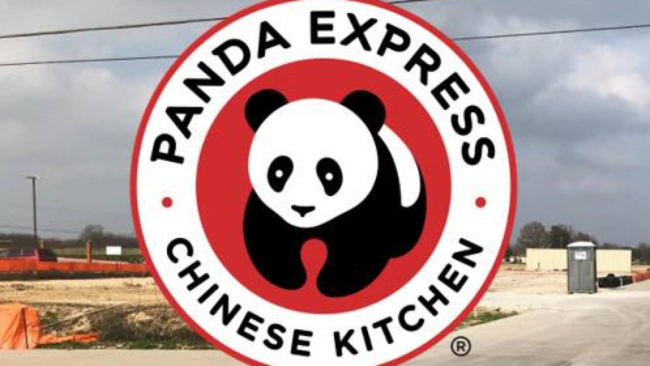 Panda Express location to open in Temple