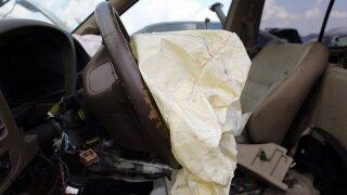 Honda reports 20th death from exploding Takata air bag