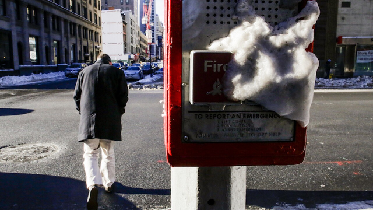 US winter freeze: More ice predicted before the thaw