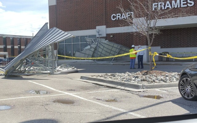PHOTO GALLERY: Wind damage, severe weather hits metro Detroit