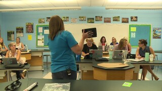 How Hanover is 'inspiring' teachers to greatness this schoolyear