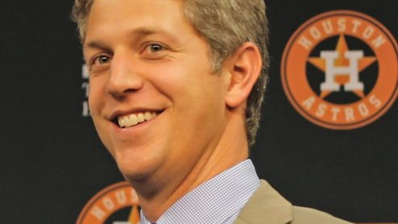Report: Elias likely next GM for the Orioles