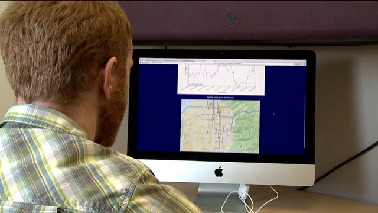 Utah scientists tracking air pollution sources with building-by-building accuracy