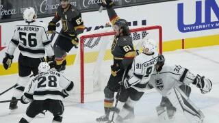 Kings Golden Knights Hockey