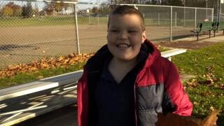 Grant Me Hope: Jackson loves Legos, superheroes & 4-legged friends