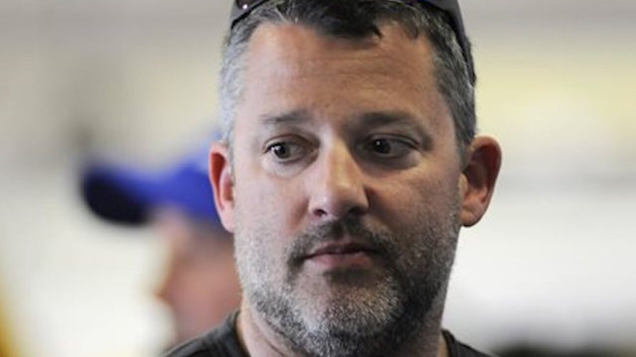 Tony Stewart expected to race at Richmond