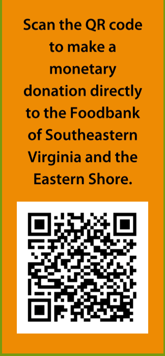 Foodbank of Southeastern Virginia holiday food bank QR code (December 5, 2020).png