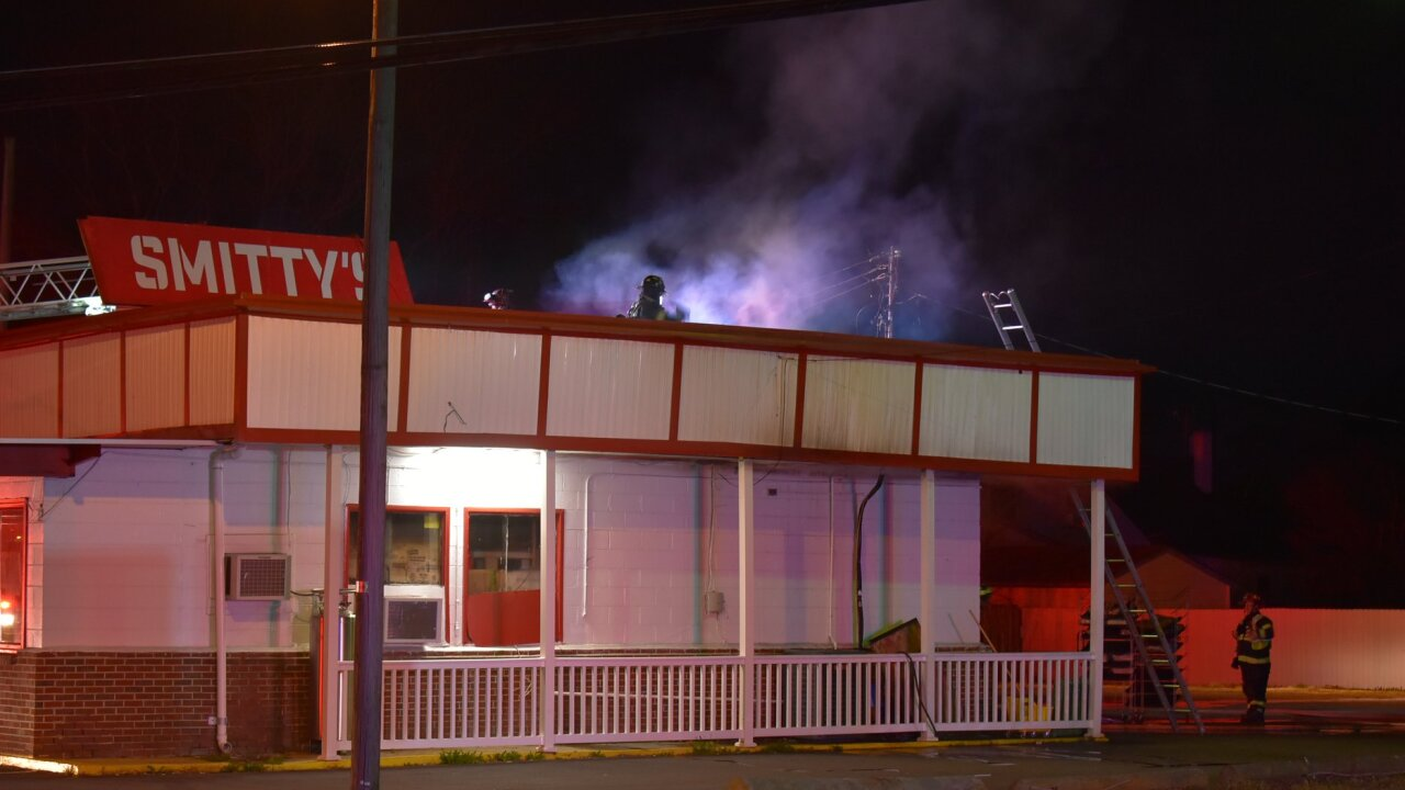 Hampton restaurant closed until further notice after early-morning fire