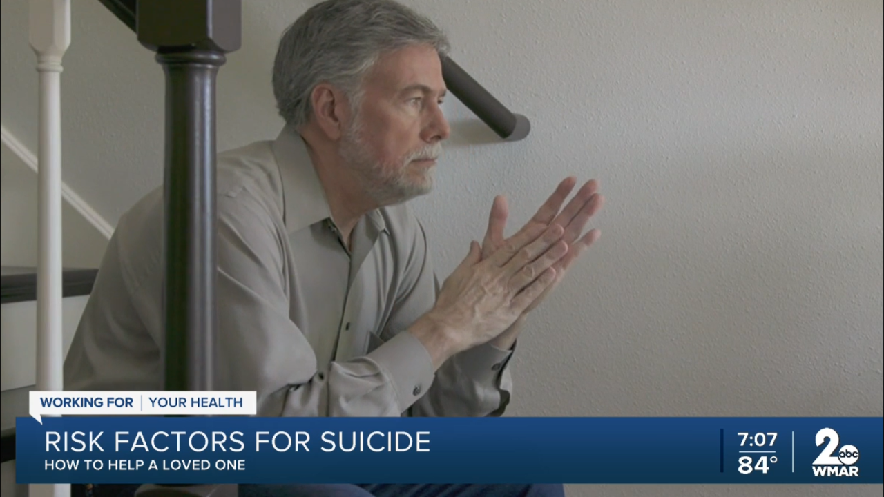 Suicide among men