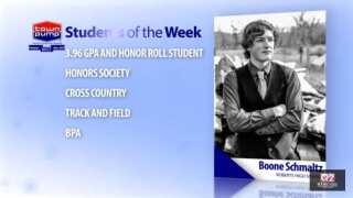 Students of the week: Boone Schmaltz and Ryan DeVries of Roberts High School