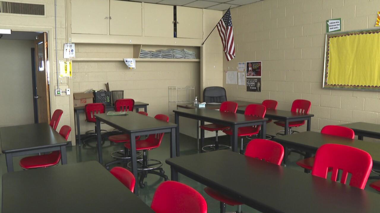Classroom generic 3
