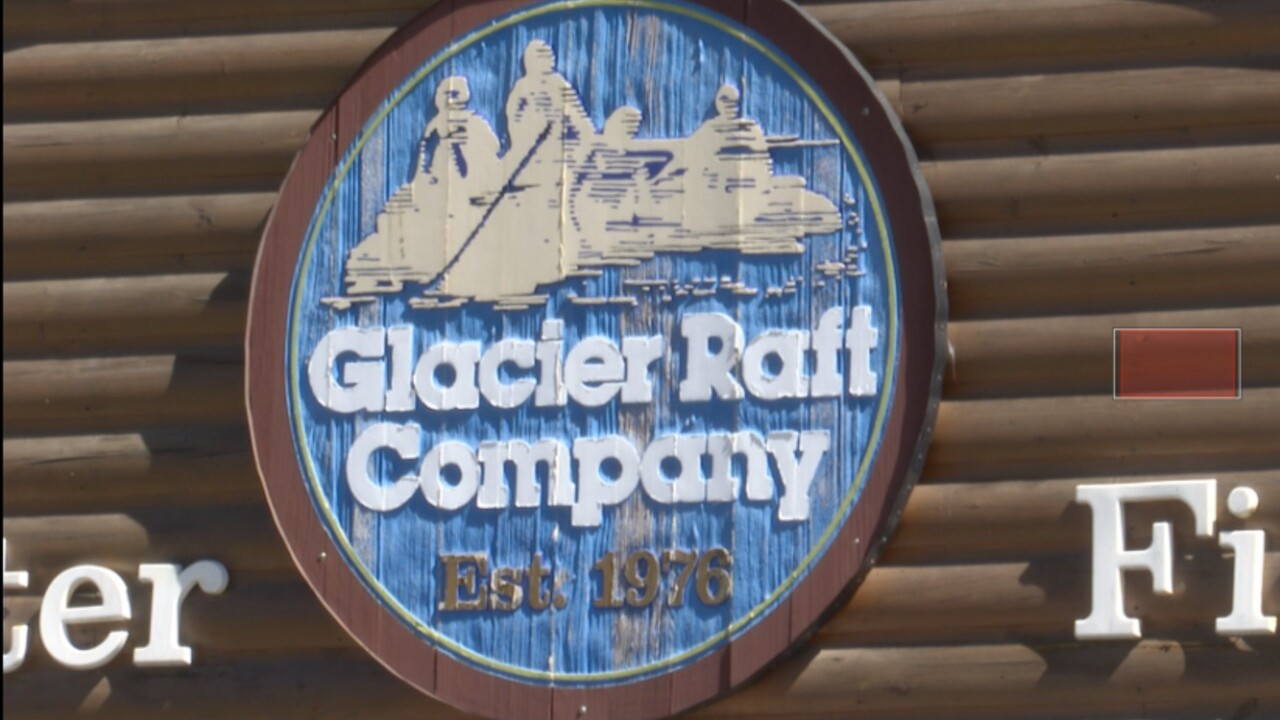 Glacier Raft Company sees July sales soar despite COVID-19 pandemic