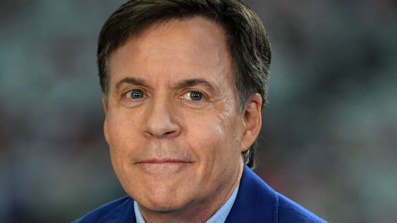 Bob Costas offers advice to athletes protesting during national anthem