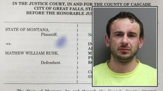 Rusk charged with assaulting police officers