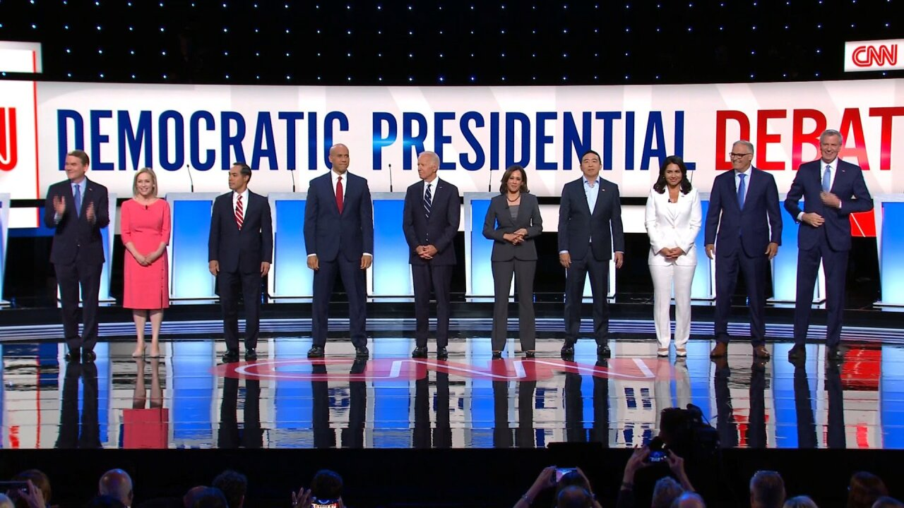 Fact checking Night 2 of the Democratic debate