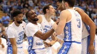 UNC men's basketball beats rival North Carolina State on road,75-65