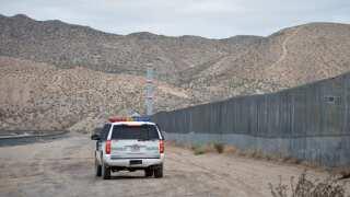 Trump eases up on border shutdown threat