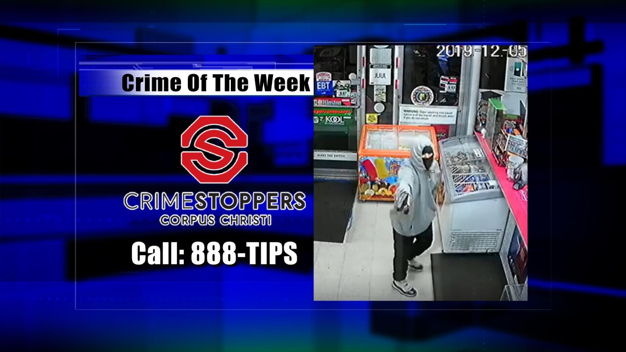 Crime Of The Week: December 11th