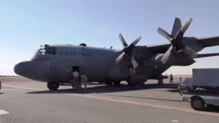 Montana Air National Guard C-130