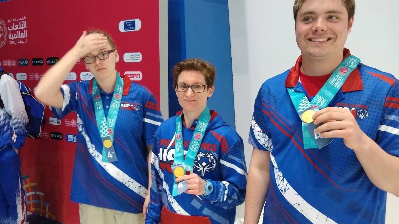 Photos: Virginia athletes win big at 2019 Special Olympics World Games