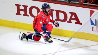Capitals, Ovechkin eager to end their title drought in Vegas desert