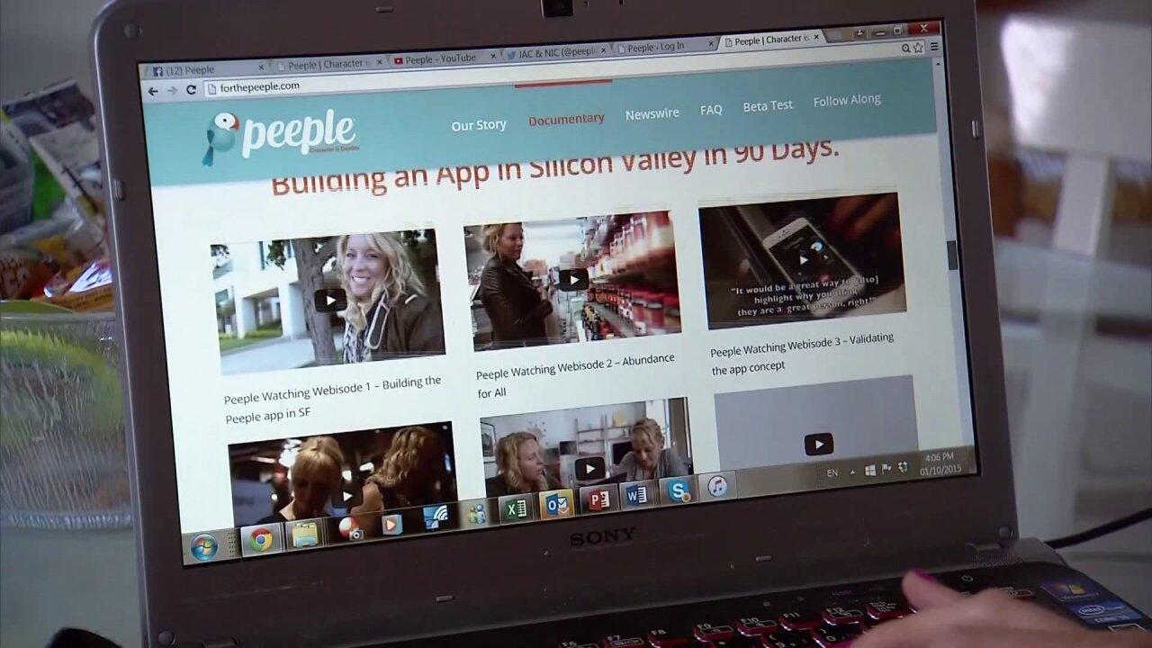 Peeple app tries to get more positive after massive onlinebacklash